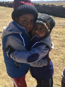 Donate Peru Children